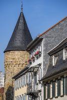 Altstadt von Bad Homburg vor der Höhe, Deutschland