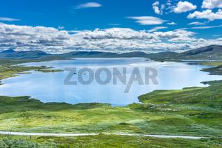 Landschaft in Jotunheimen-7