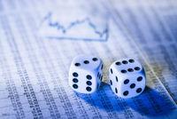 Aktienkurse und Würfel