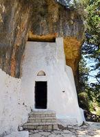 cave little chapel