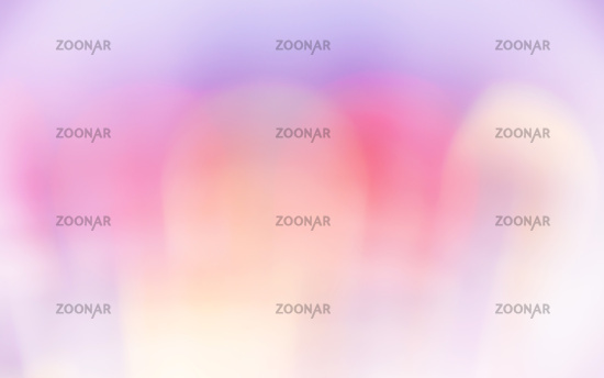 Smooth gaussian blur colorful abstract background. Pastel colourful and blurred background. Camera generate illustration of soft colored.
