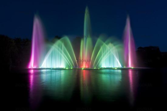 Foto Wasserlichtkonzert In Planten Un Blomen Bild 870102