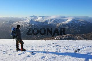 Stob Coire Easian. Scotland