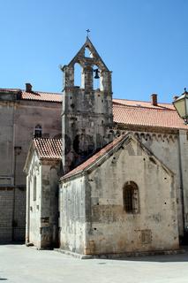 Sv. Ivan Krstitelj,Trogir