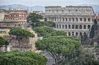 Historisches Rom