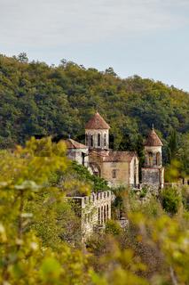 Motsameta Monastery, Kutaissi, Georgien