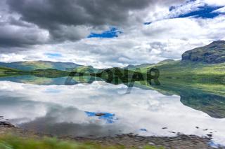 Landschaft in Jotunheimen-19