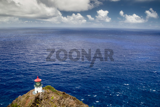 Makapuu Point Lighthouse