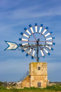 Windmühle auf Mallorca