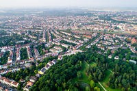 City Municipality of Bremen Aerial FPV drone footage. Bremen is a major cultural and economic hub in the northern regions of Germany.