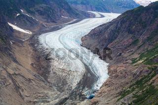 Salmon glacier