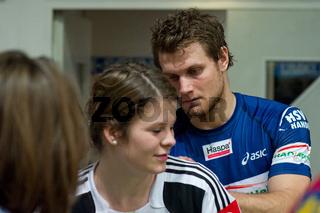 Michael KRAUS, HSV Handball