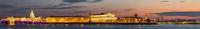 Panorama Spit of Vasilievsky Island