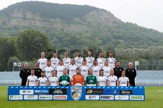 Mannschaftsfoto FCC Jena