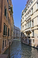 Venice, Canal View, Italy