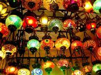 Türkische Lampen