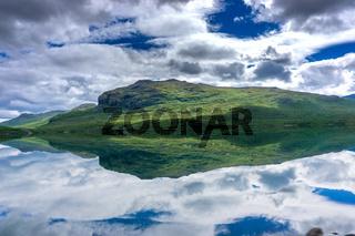 Landschaft in Jotunheimen-17