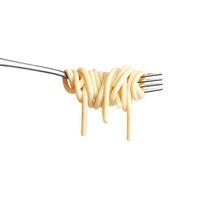 Tasty Italian dinner.