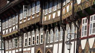Einbeck - Fachwerkhäuser