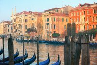 The Grand Canal is the one of the most famous tourist destination place in Europe
