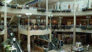 Bridgewater Commons shopping mall in Bridgewater, New Jersey