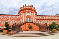 Biebrich Palace in Wiesbaden, Hesse, Germany