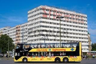 Stadtrundfahrt durch Berlin