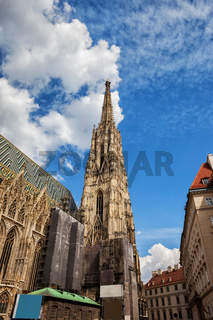 St. Stephen Cathedral South Tower in Vienna