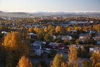 Oslo im Herbst