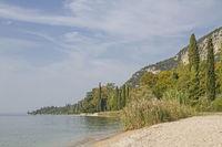 Landschaft am Gardasee