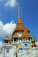 Wat Traimit - temple of Gold Buddha in Bangkok