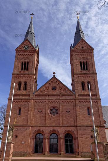 Seligenstadt Einhard-Basilika