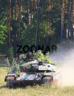 T-64BM Bulat tank