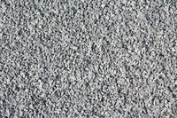 crushed stone