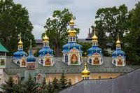 Pskovo-Pechersky dormition monastery