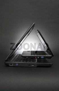 Laptop und Netbook
