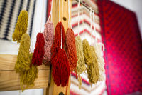 Weaving equipment for Chiprovtsi Carpets (rugs)