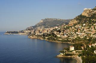 Bucht von Roquebrune, Cote d'Azur
