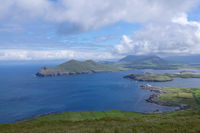Blick vom Geokaun Mountain