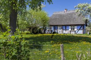 Haus im Lieper Winkel auf der Insel Usedom