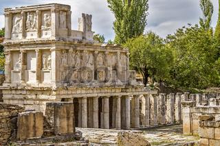 Sebasteion,Aphrodisias, Anatolia, Turkey