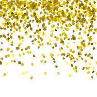 Gold Confetti Pattern