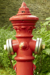 Alter Hydrant