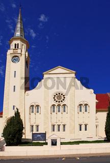 Niederländisch-reformierte Kirche in Napier, Südafrika, church in Napier, South Africa