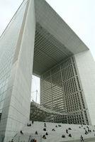 Paris,La Defense,Grande Arche