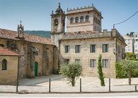 Convento de Vilavella, Redondela, Galizien, Spanien