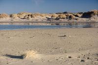 Am Strand von Amrum