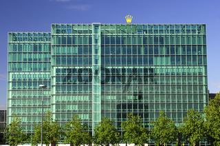 Hauptsitz der Rolex SA, Genf