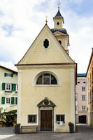 Church in Bressanone, South Tyrol Italy