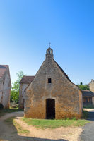Old church from the middle ages